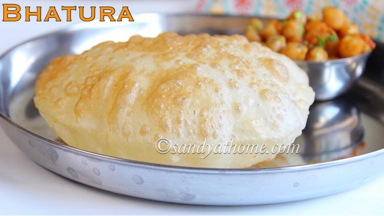 Bhatura recipe, Bhatoora recipe, How to make Batura
