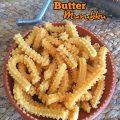 butter murukku