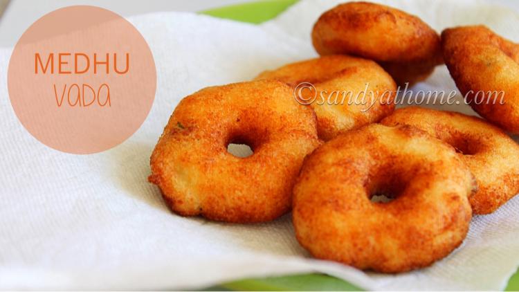 Medhu vada, Ulundu vadai recipe, How to make garelu