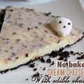 No bake Cream cheese cake