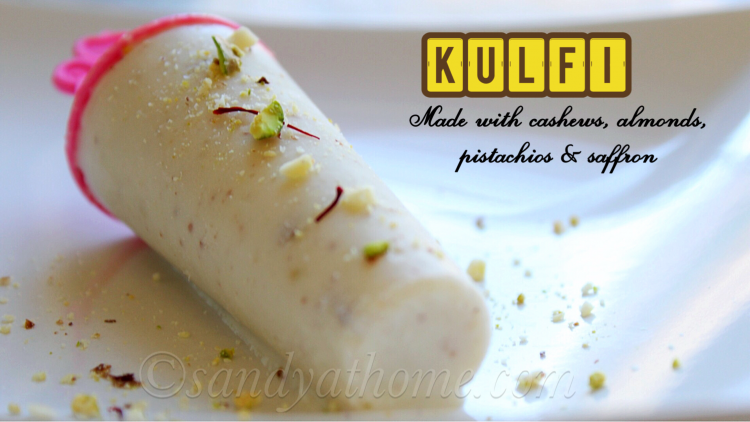 Kulfi recipe, How to make malai kulfi