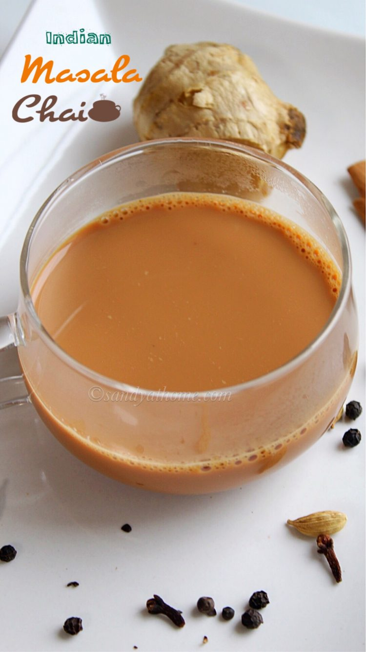 Masala chai recipe, Masala tea recipe, How to make masala chai