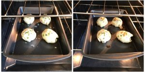 bake pizza bomb