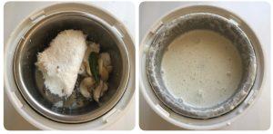 grind coconut for egg kurma