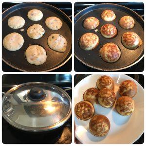 cook egg paniyaram