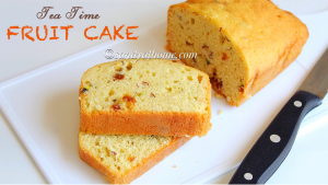 tea time fruit cake