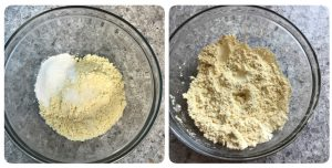 add all the ingrediants in a bowl for medhu bonda
