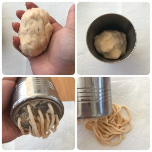 make murukku using murukku maker