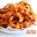 onion pakoda, pakora, fritters